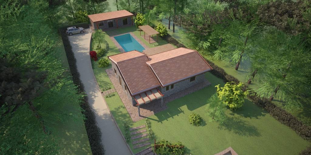 Area edificabile in vendita a rosignano marittimo vada rif 390 for Piano casa con garage